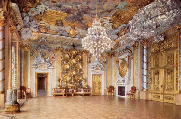 Rittersaal, 1935