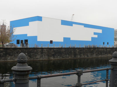 Die Temporäre Kunsthalle von Adolf Krischanitz