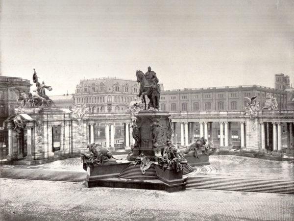 Das Nationaldenkmal Kaiser Wilhelm