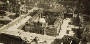Berliner Schloss, Luftbild